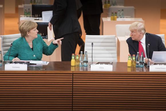 G20-Gipfel 2017: Arbeitssitzungen